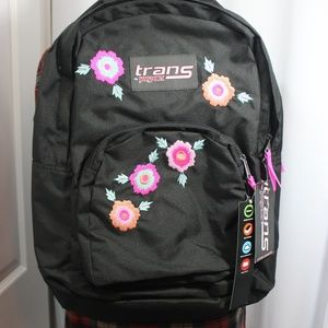 The Trans by JanSport® Overt Backpack NWT
